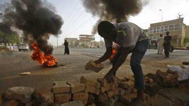 Sudan Protests