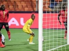 Uganda 1- 1 Zimbabwe