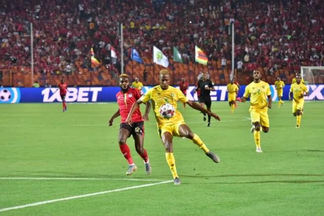 Uganda 1 - 1 Zimbabwe