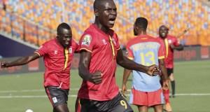 DR Congo 0 – 2 Uganda