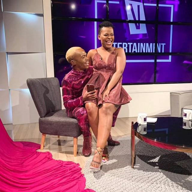 Zodwa Wabantu and Somizi