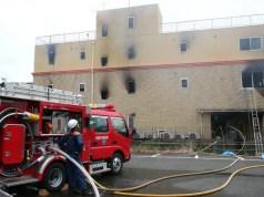 24 dead in suspected arson attack