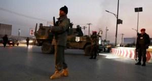 Afghan leader's running mate