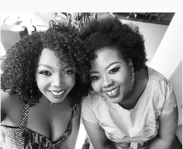 Anele and Thembisa Mdoda