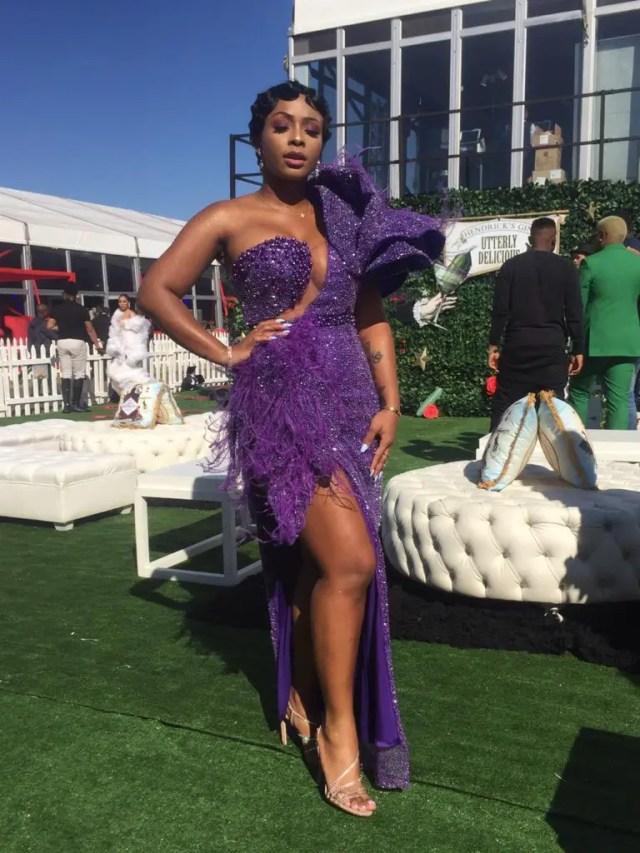 Boity at Vodacom Durban July #VDJ2019