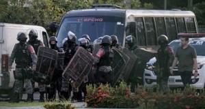 Brazil jail riot