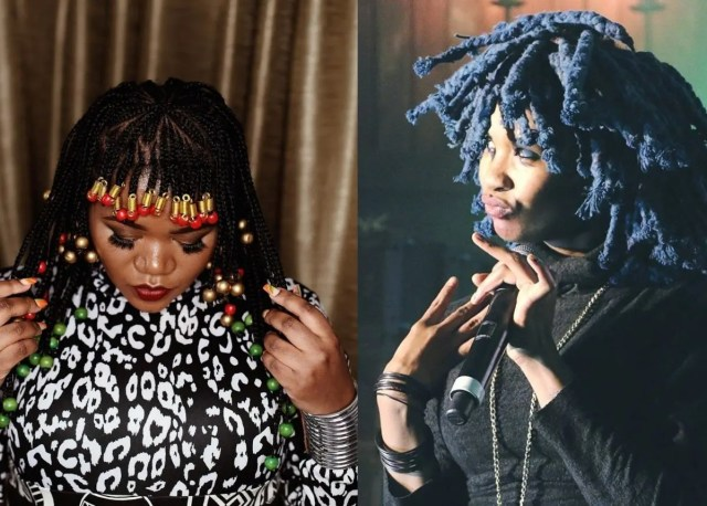 Busiswa and Moonchild Sanelly