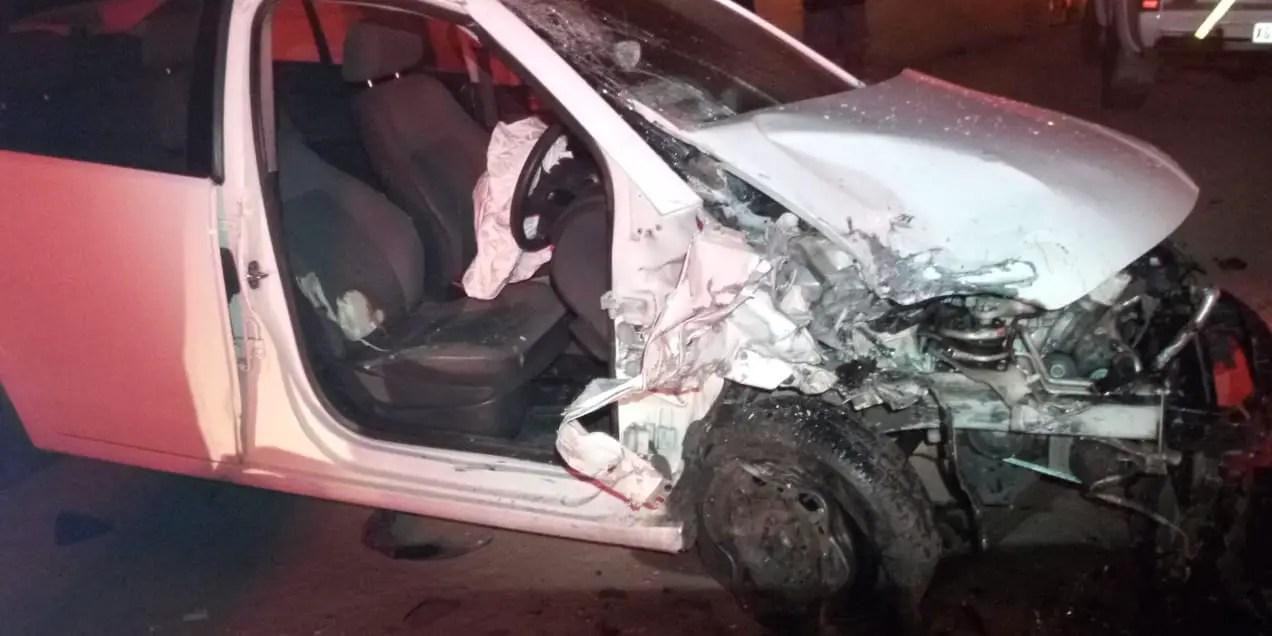 Cosmo City crash