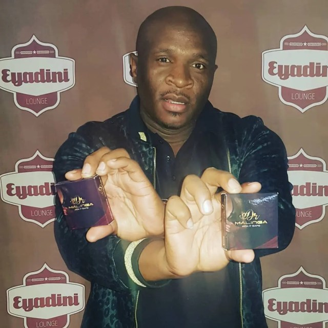 DR Malinga's Condom at Vodacom Durban july