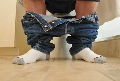 Doing Poop