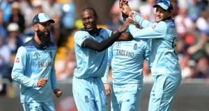 England beat New Zealand