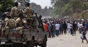 Ethiopian security forces