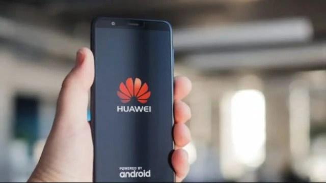 Huawei Mate 30 render