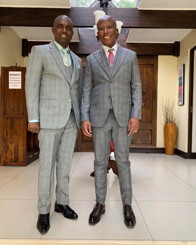 Julius Malema at Durban July