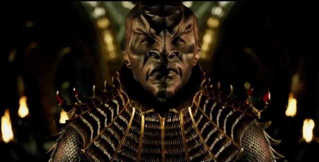 Klingon leader T'Kuvma
