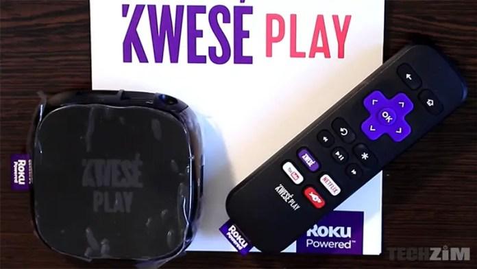 Kwesé Play