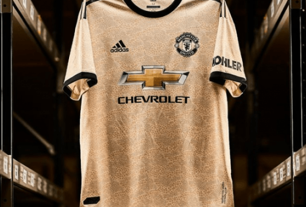Manchester United have unveiled their new adidas away kit for the 2019/20 season