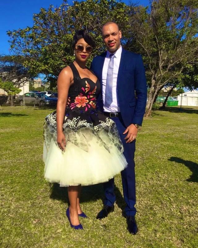 Minnie Dlamini & Mr Jones steal the show at Vodacom Durban July 2019