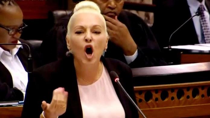 Natasha Mazzone slams claim she lied about her qualifications