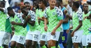 Nigeria 3 - 2 Cameron