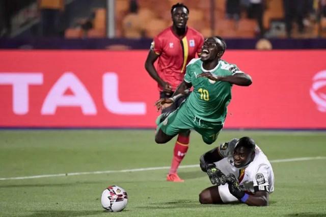 Senegal beat Uganda 1 - 0