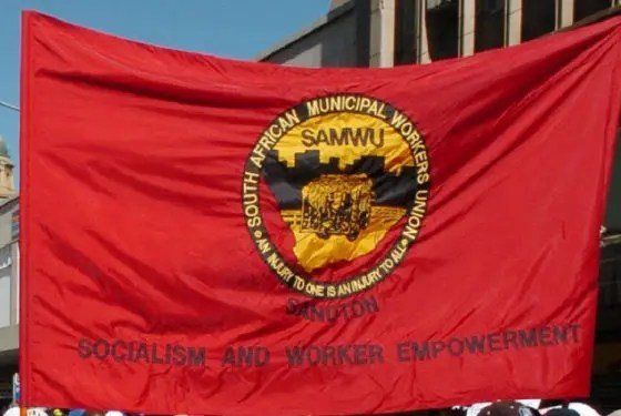 South African Municipal Workers Union
