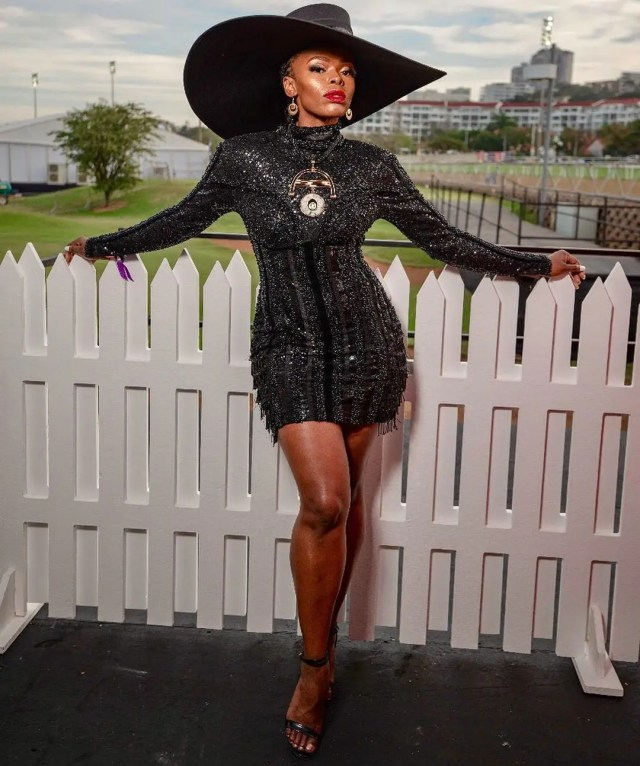 UNATHI NKAYI at Durban July 2019