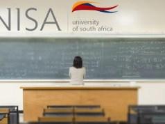 Unisa students