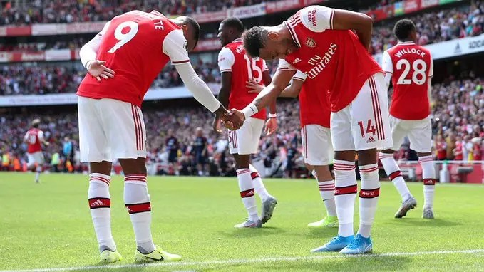 Arsenal 2 -1 Burnley