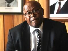 Ambassador Cain Mathema