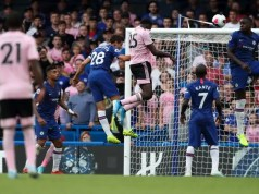 Chelsea 1 – 1 Leicester