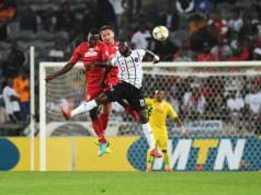 Highlands Park 1 - 0 Orlando Pirates