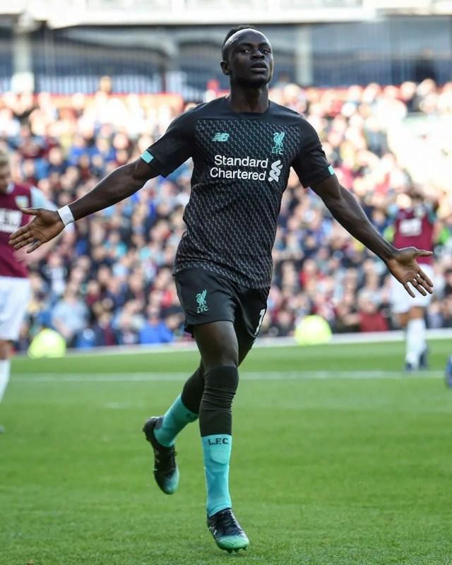 Liverpool 3 - 0 Burnley