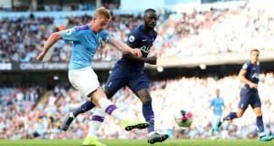 Manchester City 2 - 2 Tottenham