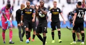 Manchester City 5 - 0 West Ham