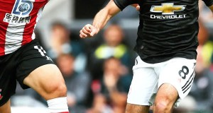 Southampton 1 - 1 Manchester United