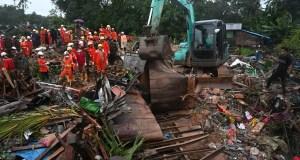 Typhoon in east China kills at least 18 people
