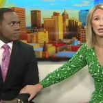 US news anchor