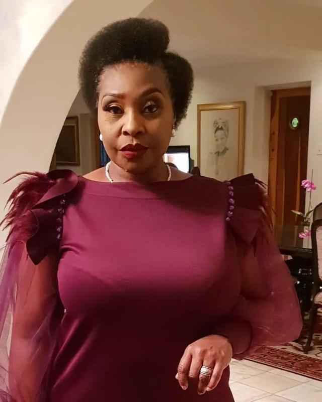 Yvonne Chaka Chaka