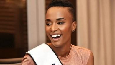 Photo of Miss SA Zozibini Tunzi's natural crown sparks a hair-raising debate