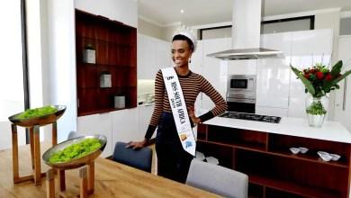 Photo of Miss SA Zozibini Tunzi moves into her brand-new apartment – Pictures