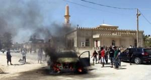 Car bomb kills two UN personnel in Libya's Benghazi