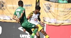 Amazulu 0-2 Kaizer Chiefs