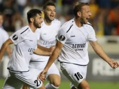 Apoel Nicosia 3 - 4 F91 Dudelange