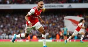 Arsenal 3 - 2 Aston Villa