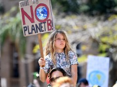 Australian students kick off global climate strike