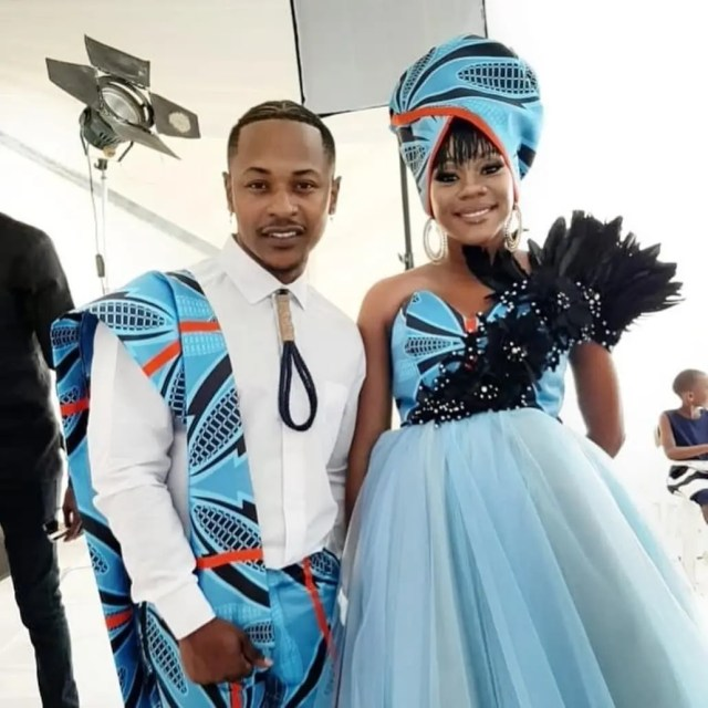 Bontle Modiselle & Priddy Ugly wedding