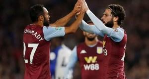 Brighton 1 - 3 Aston Villa