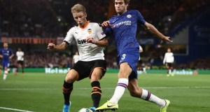 Chelsea 0 - 1 Valencia