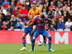 Crystal Palace 1 - 1 Wolves